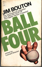 book cover of ball Four